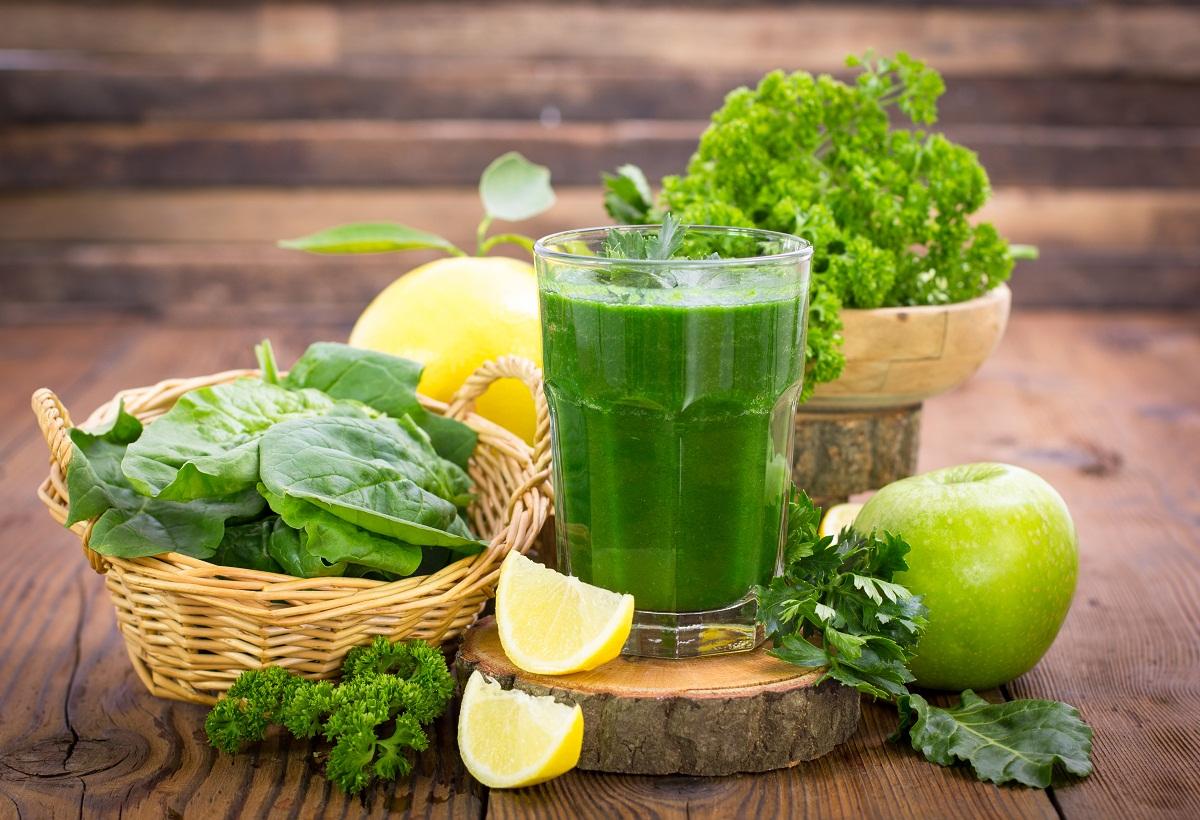 Desde Ibiza zumos verdes y detox
