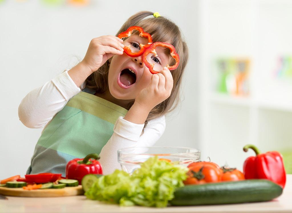 Cocina divertida con los mas pequeños de casa